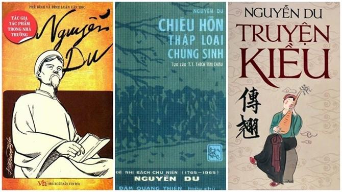 Sáng tác Quốc âm của Đại thi hào Nguyễn Du