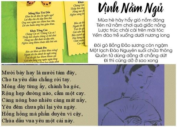Phong cách tác giả Hồ Xuân Hương từ cái nhìn hậu hiện đại