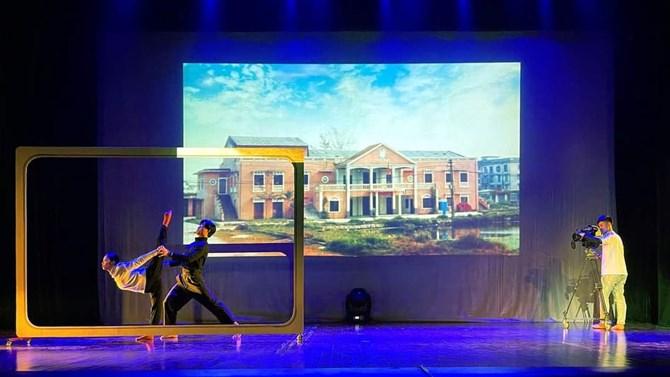 Kỷ niệm 40 năm trường Đại học Sân khấu và Điện ảnh Hà Nội