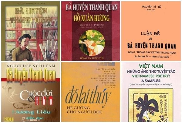 Bà Huyện Thanh Quan - Nữ thi sĩ làm thơ Nôm Đường luật hay nhất Việt Nam