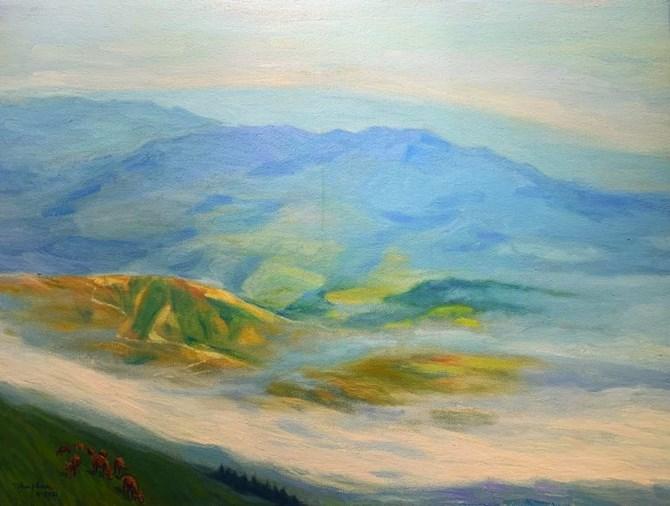 """""""Tiếng vọng từ thiên nhiên"""": Triển lãm mỹ thuật về môi trường"""