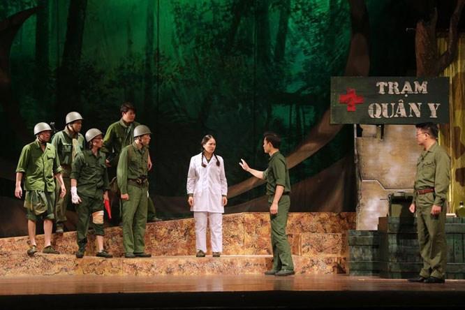 Đề tài chiến tranh cách mạng: Nét riêng độc đáo của nghệ thuật sân khấu Việt Nam