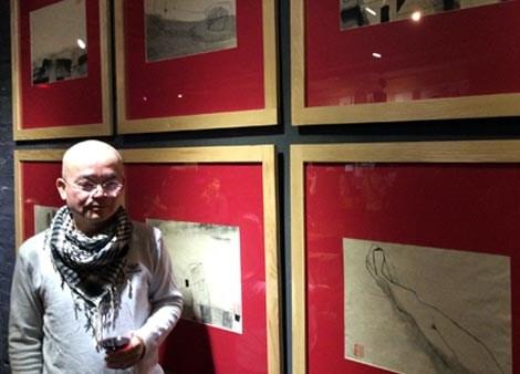Chặng đường trở thành họa sĩ được công chúng yêu mến của Tào Linh