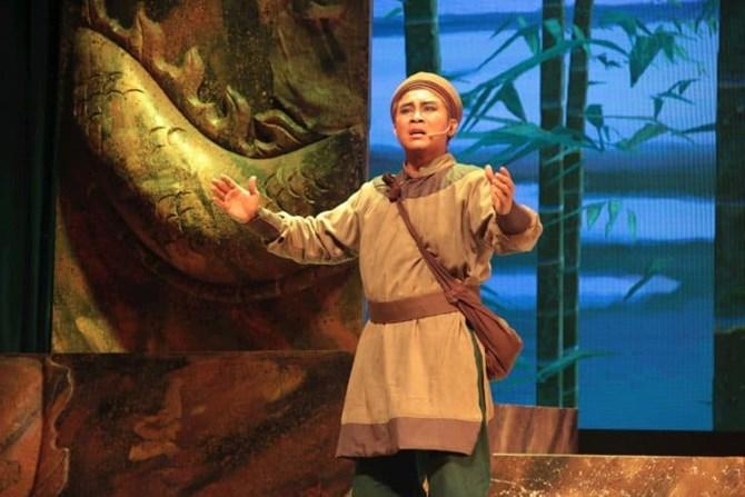 NSƯT Quang Khải: Đam mê nghệ thuật cải lương truyền thống