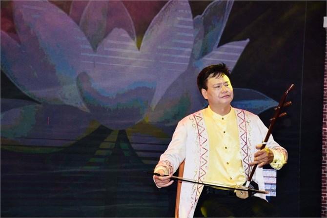 Nhạc sỹ, NSƯT Trần Luận - Người truyền cảm hứng âm nhạc dân tộc