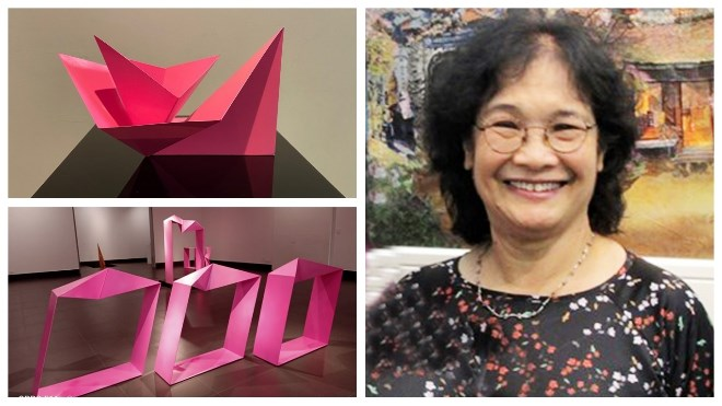 Hành trình sáng tạo nghệ thuật của nhà điêu khắc Lê Thị Hiền