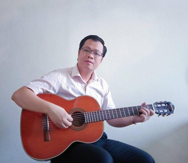Nhạc sĩ Trần Hùng với tình yêu dành cho âm nhạc
