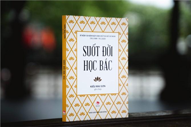 Những câu chuyện về Chủ tịch Hồ Chí Minh qua cuốn sách
