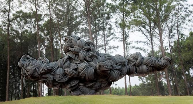 Hành trình sáng tạo nghệ thuật của nhà điêu khắc Vũ Bình Minh