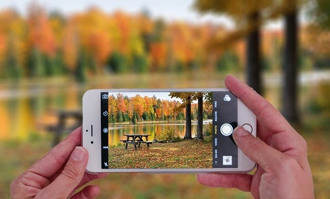 Chụp ảnh bằng điện thoại thông minh cùng nhiếp ảnh gia Đoàn Bắc (Phần 4)