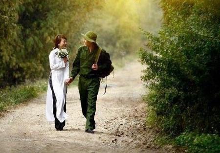 """""""Ghen"""": Gia vị tình yêu của người lính"""