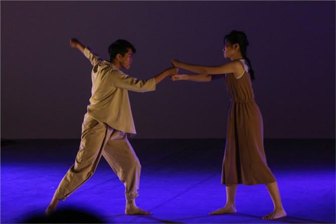 Trình diễn múa đương đại