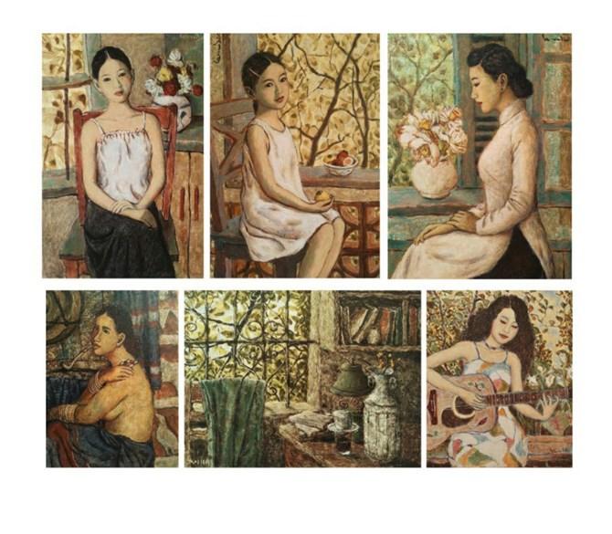 """""""Ngày rộng"""": Triển lãm mỹ thuật kết nối những tâm hồn đồng điệu"""