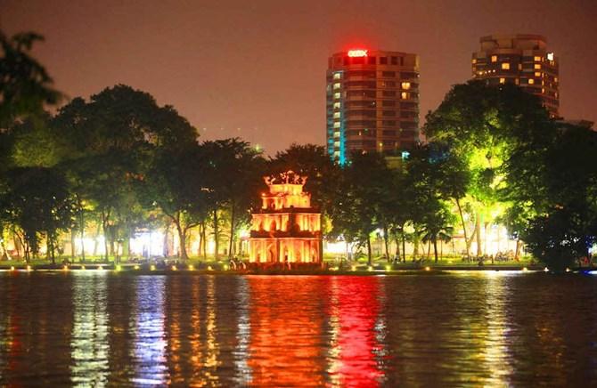 Cuộc vận động thiết kế trang trí thành phố Hà Nội