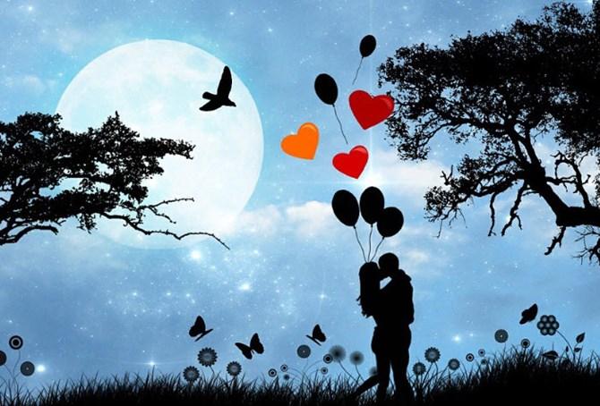 Những cung bậc cảm xúc trong thơ tình yêu