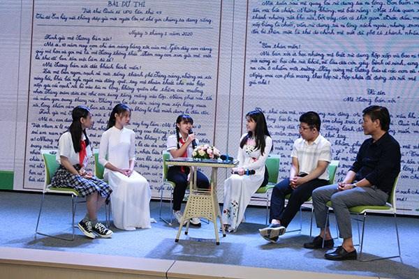 Gần 600.000 bức thư tham gia Cuộc thi viết thư Quốc tế UPU lần thứ 49